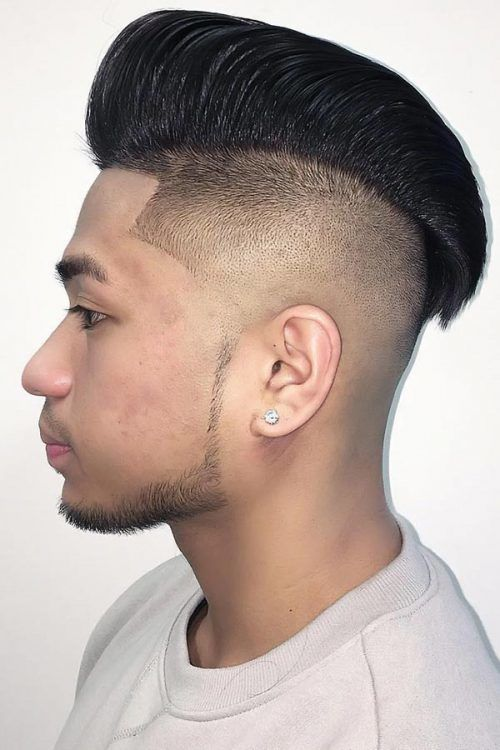 Asian Comb Over Hair #hairtype #hairtypemen