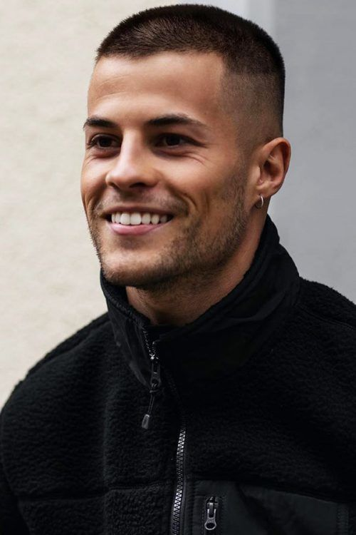 Short Thinning Or Balding Hair #hairtype #hairtypemen