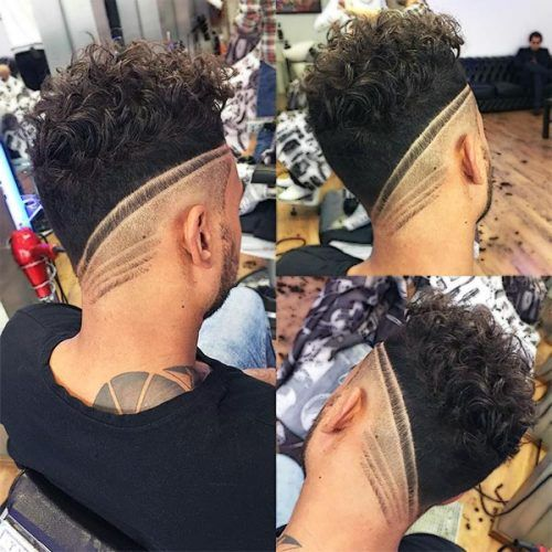 High Skin Fade #haircutdesign