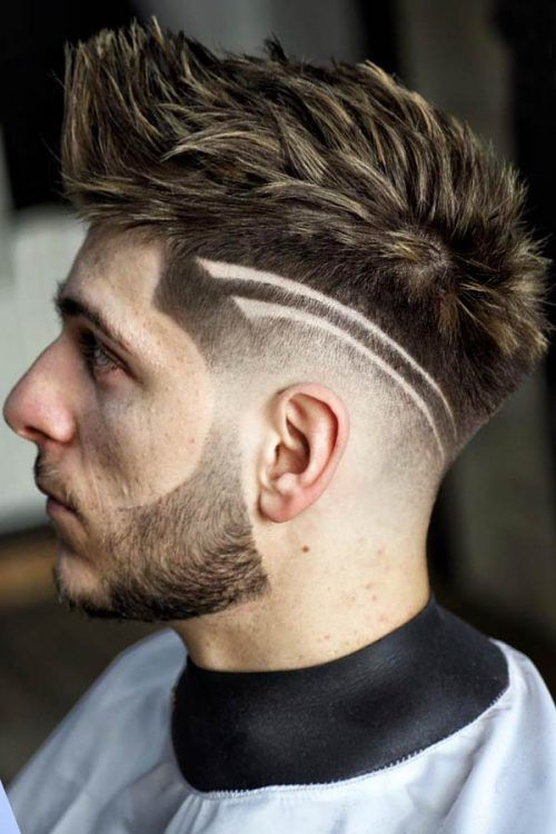 Fade Texture #haircutdesign