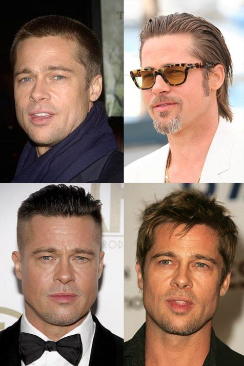 Keep Your Head In Check Inside And Out #grooming #mensgrooming #bradpitt