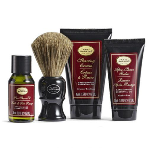 The Art of Shaving Mid-Size Sandalwood Kit #grooming #mensgrooming
