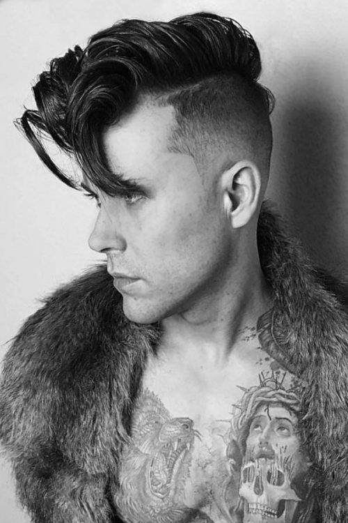 How To Create A Rockabilly Hairstyle Step By Step #rockabillyhairmen #menshairstyles