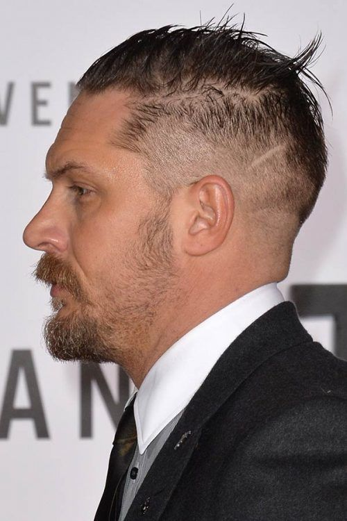 The Inspirational Gallery Of The Best Tom Hardy Haircut Styles