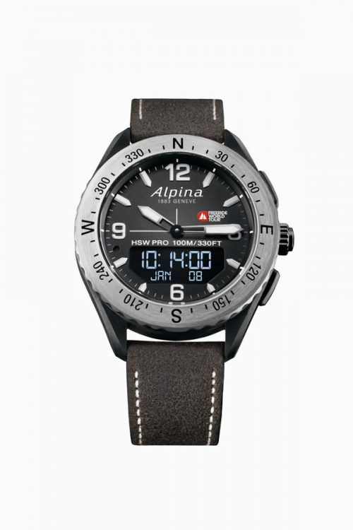 Alpina #watchbrands #lifestyle