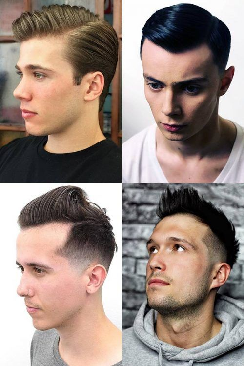 What To Do: A Part & Front Styling #menshairproblems