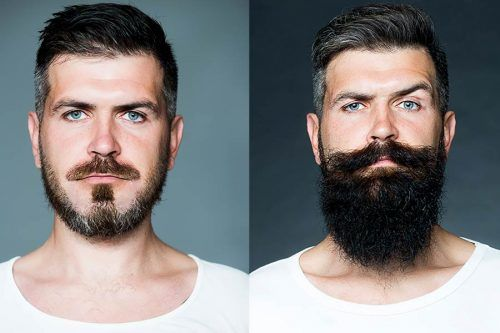 Match Your Beards Style To Your Face Shape To Look Your Absolute Best