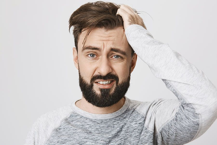 The Primary Mens Hair Concerns And How To Deal With Them