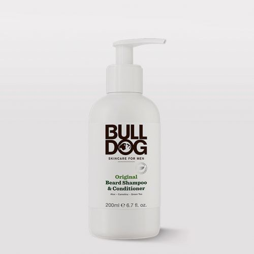 Original Beard Shampoo And Conditioner (Bull Dog) #beardshampoo