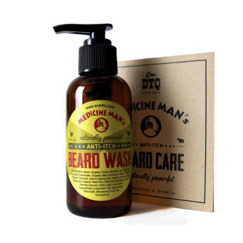 Anti Itch Beard Wash (Medicine Mans) #beardshampoo
