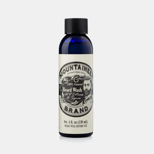 Beard Wash Citrus & Spice (Mountaineer Brand) #beardshampoo