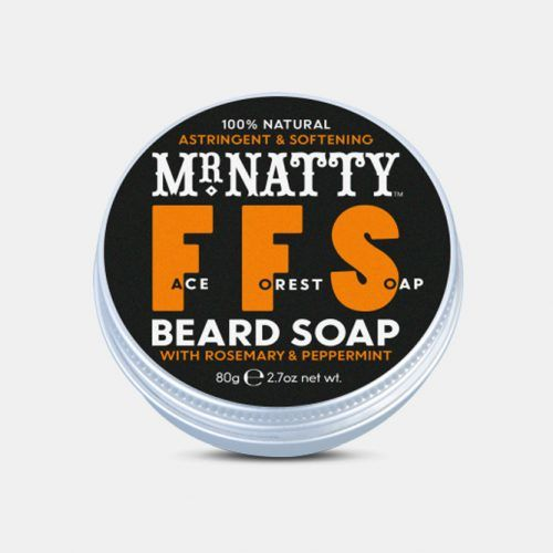 Face Forest Soap Beard Shampoo (Mr. Natty) #beardshampoo