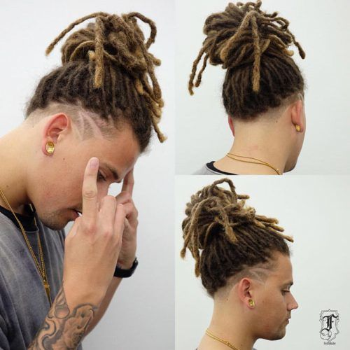 Dreadlocks #dreadlocks #dreads #menshairstyles #hairstylesformen