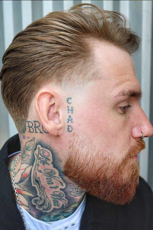 Medium Length Hair #taperfade #menshairstyles #hairstylesformen