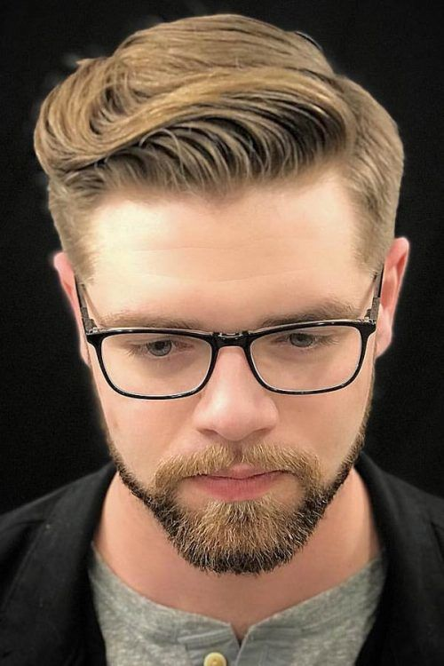 Side Part #sidepart #menshairstyles #hairstylesformen