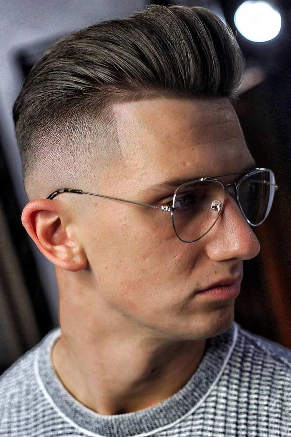 Longer Flow Hairstyles With Short Sides #menshairstyles #hairstylesformen