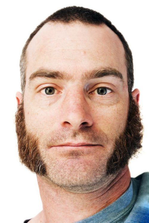 What Is A Mutton Chop Beard #muttomchops #sideburns