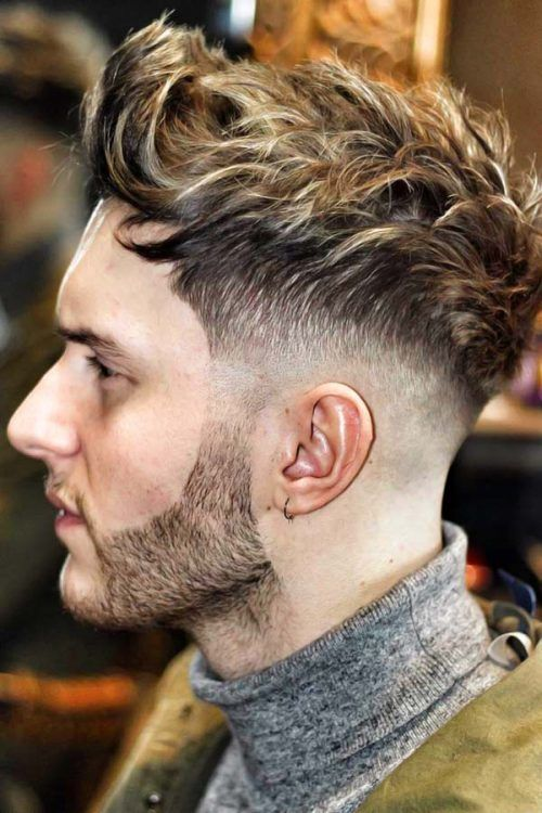 Nice & Beautiful Muttonchops #muttomchops #sideburns
