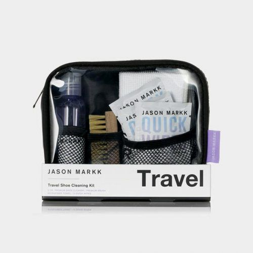 Travel Shoe Cleaning Kit (Jason Markk)  #fathersdaygifts #lifestyle