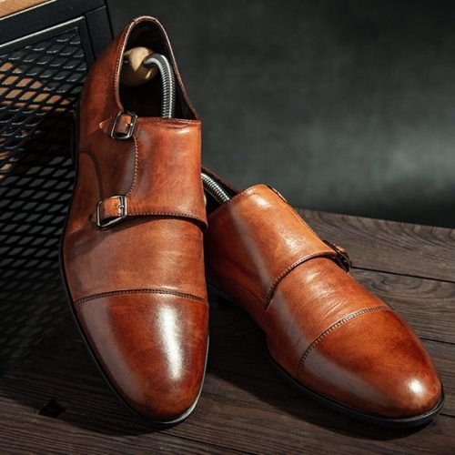 Monk Strap Shoes & How To Wear Them #businesscasualshoes