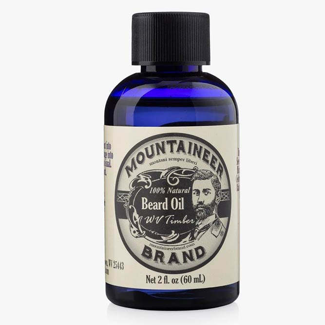 Mountaineer Brand Beard Oil #beard #beardoil #beardbalm