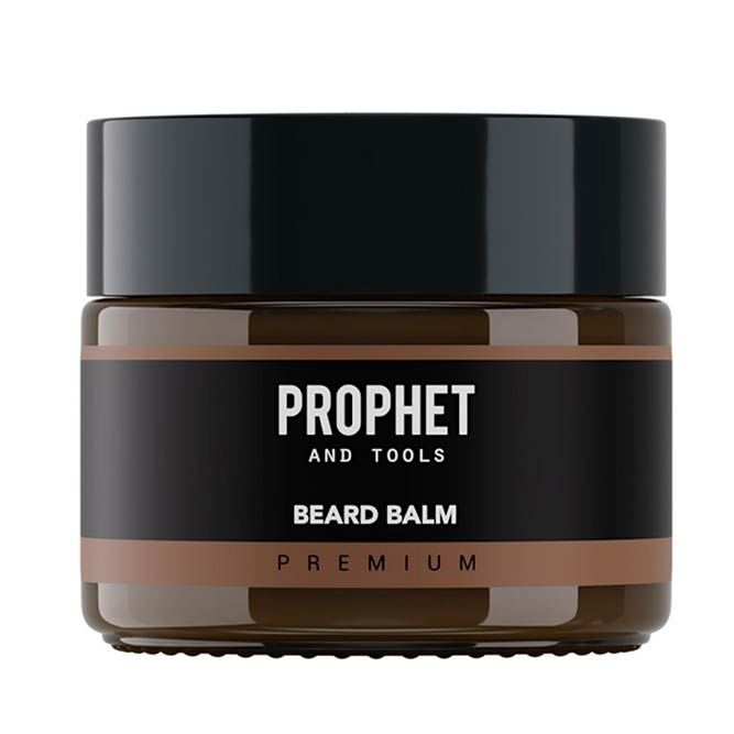 Prophet And Tools Premium Beard Balm #beard #beardoil #beardbalm