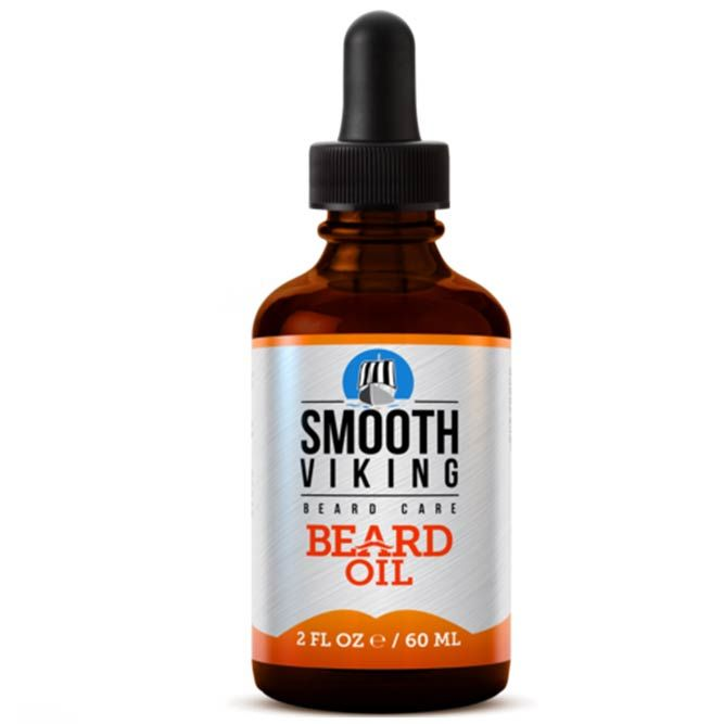 Smooth Viking Beard Oil #beard #beardoil #beardbalm