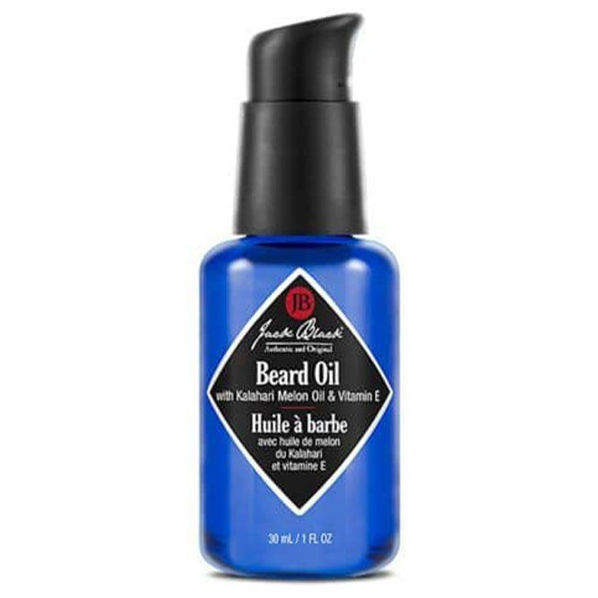 Exclusive Blend Of Certified Organic Natural Oils (Jack Black) #straightbeard
