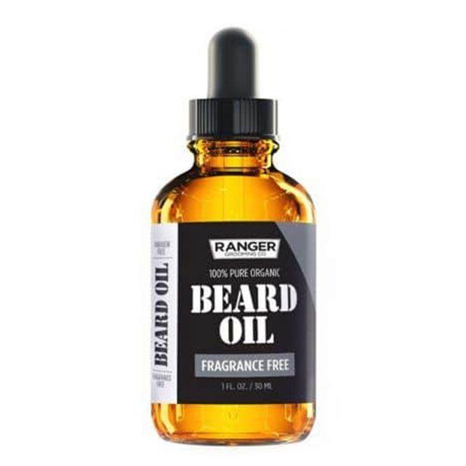 Fragrance Free Oil And Leave In Conditioner (Leven Rose) #straightbeard