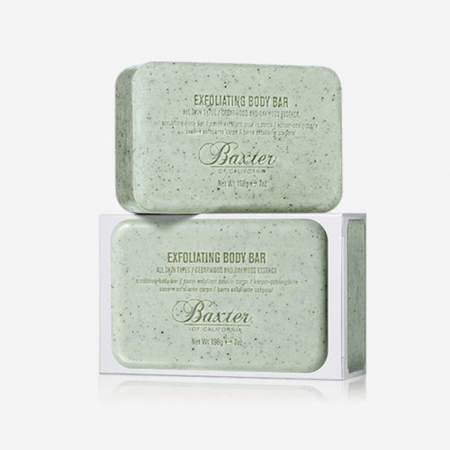 Mens Exfoliating Body Bar Soap (Baxter Of California) #manscaping #lifestyle