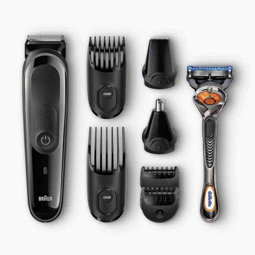 8 In 1 All In One Trimmer MGK3060 (Braun) #manscaping #lifestyle