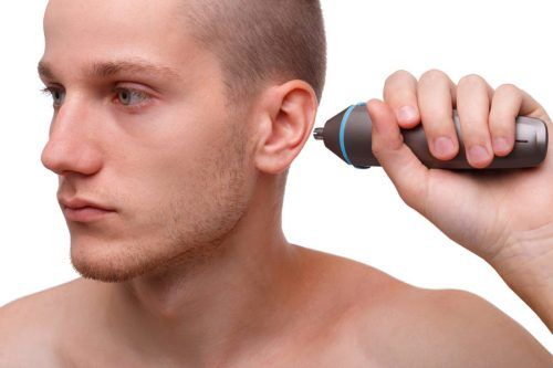 The Ears #manscaping #lifestyle