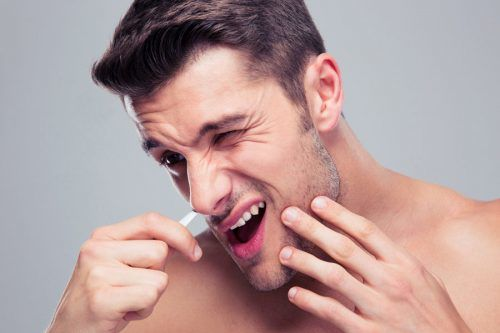 The Nose #manscaping #lifestyle