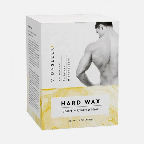 Hard Wax Kit Full Body (Vidasleek)