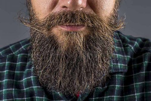 We Can Teach You How To Straighten Beard In The Blink Of An Eye