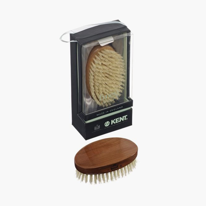 Oval Beard Brush (Kent) #beardbrush #lifestyle