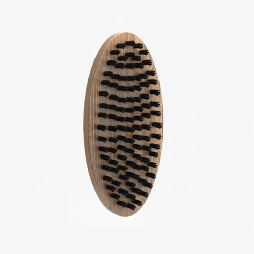 Synthetic Beard Brush (Tombstone) #beardbrush #lifestyle