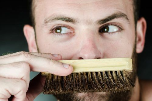Your Facial Hair Will Not Look Its Best Without A Perfect Beard Brush