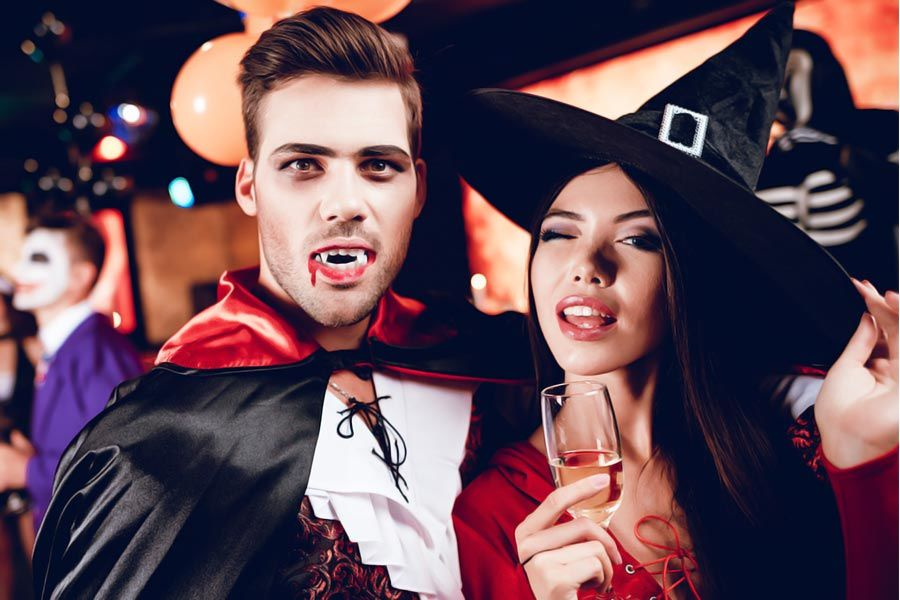 The Full Collection Of The Trendiest Halloween Costume Ideas