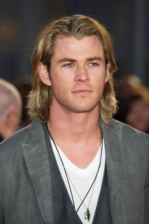 Long Hair #thorragnarokhaircut #haircuts #chrishemsworth