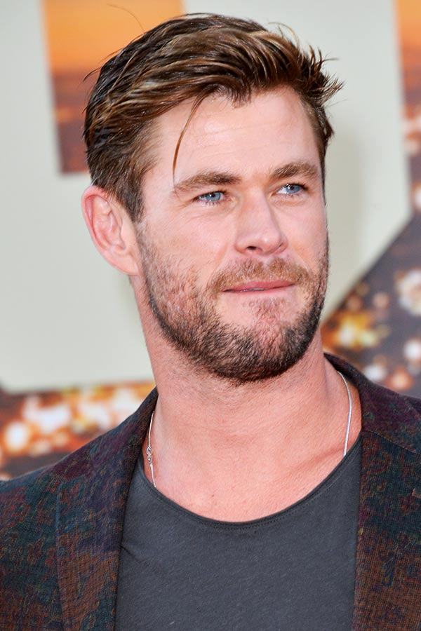Side Quiff #thorragnarokhaircut #haircuts #chrishemsworth