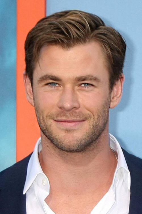 Side Part Haircut #thorragnarokhaircut #haircuts #chrishemsworth
