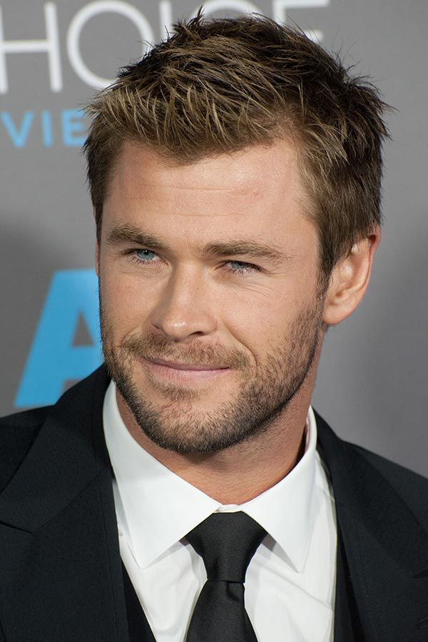 Wet Spikes #thorragnarokhaircut #haircuts #chrishemsworth