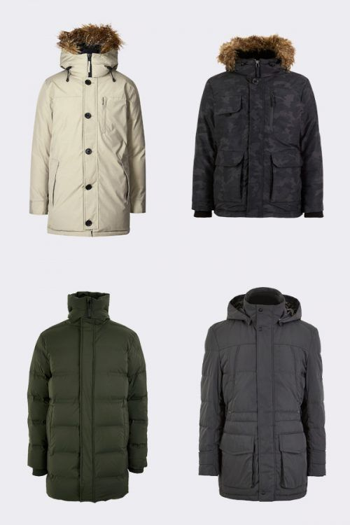Marks & Spencer #parka #parkajacket