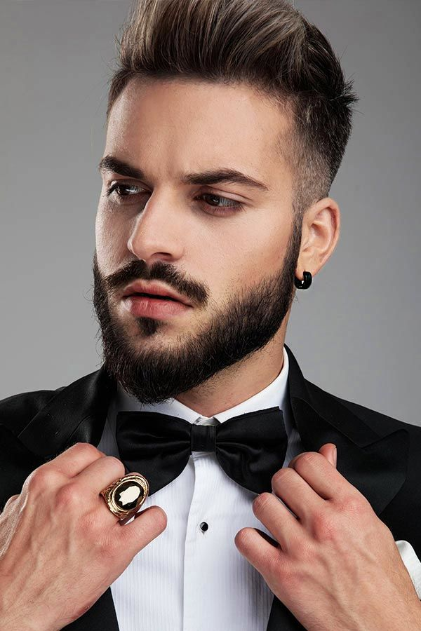 Earrings For Men: What To Consider #earrings #earringformen