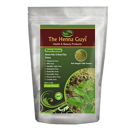 Pure & Natural Henna Powder For Hair Dye #menshairdye #dyehairmen