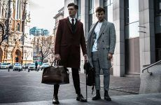 Overcoat Mens Fashion: How To Be Always On Trend