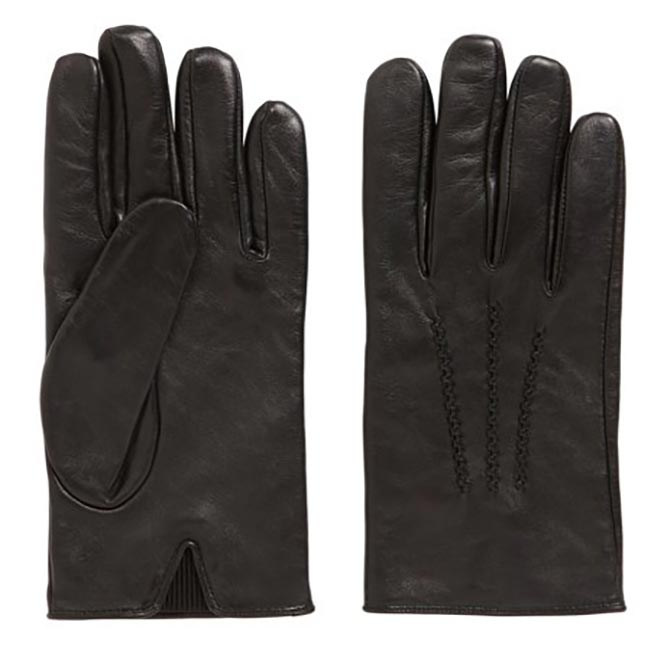 Leather Gloves #giftsformen #mensgifts