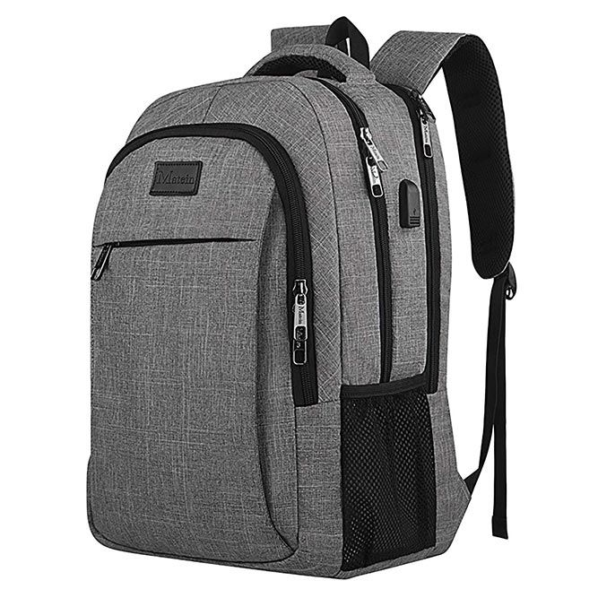 Travel Laptop Backpack #giftsformen #mensgifts