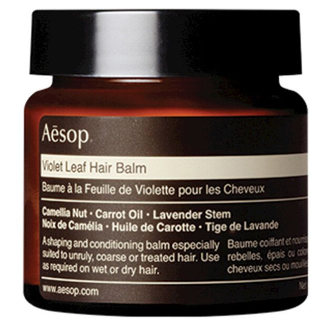 Aesop Violet Leaf Hair #hairproducts